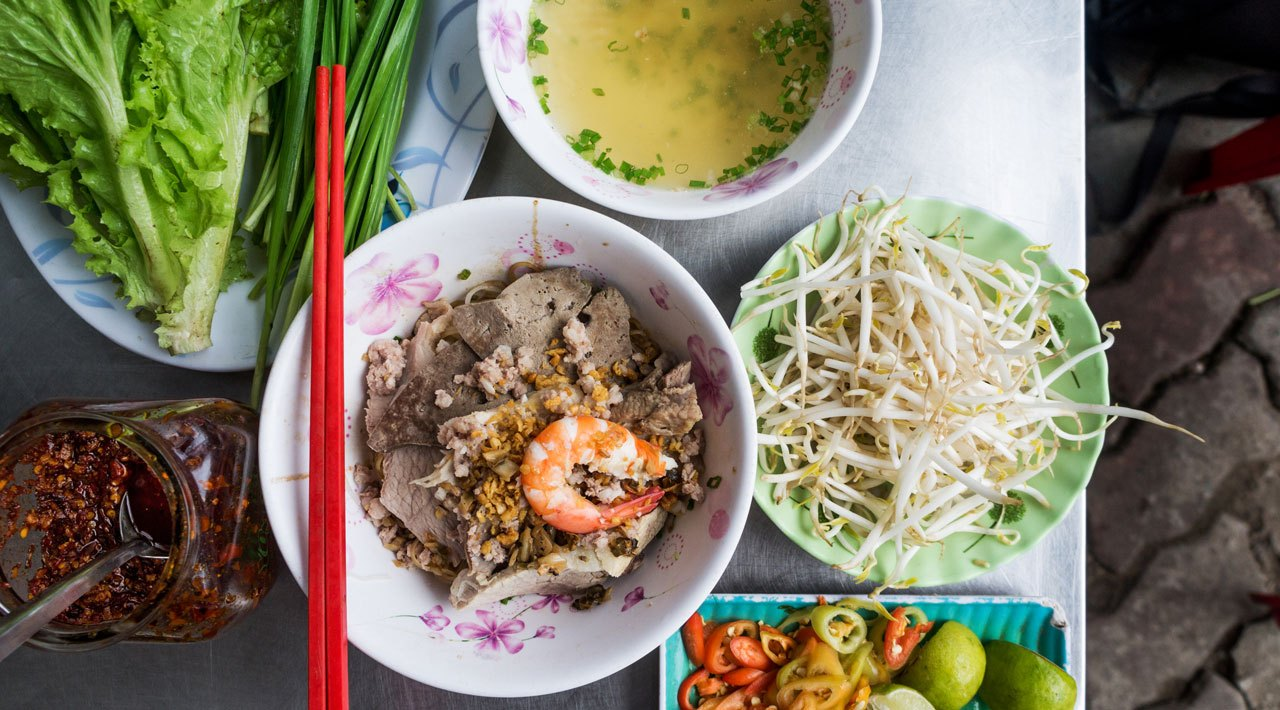 Saigon's Best Breakfasts